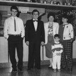 Foto di famiglia dei Romagnolo