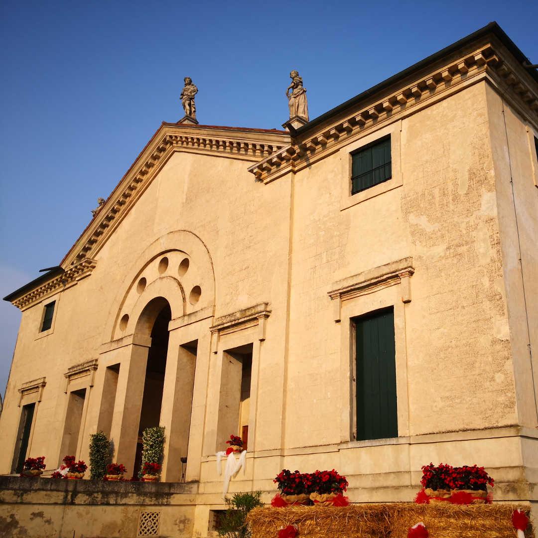Villa Pojana, Vicenza