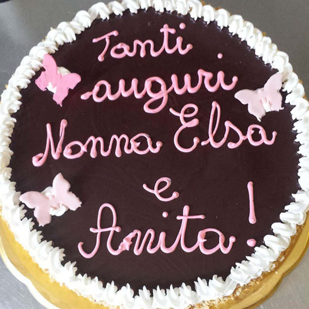 Dolce compleanno