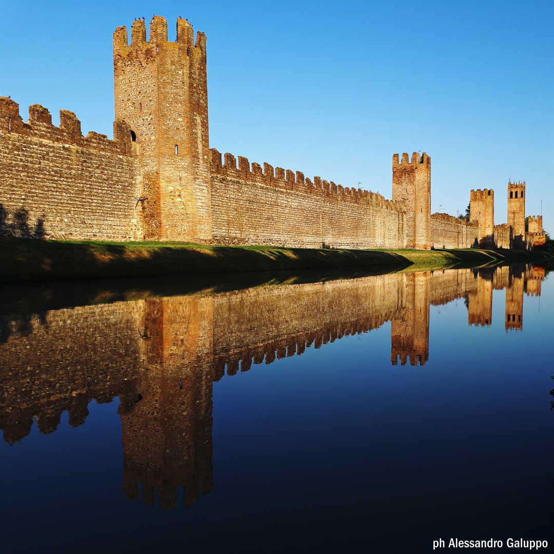 Mura Montagnana - foto di Alessandro Galuppo