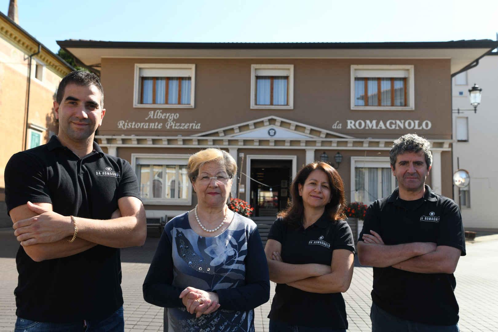 Staff Da Romagnolo Noventa Vicentina