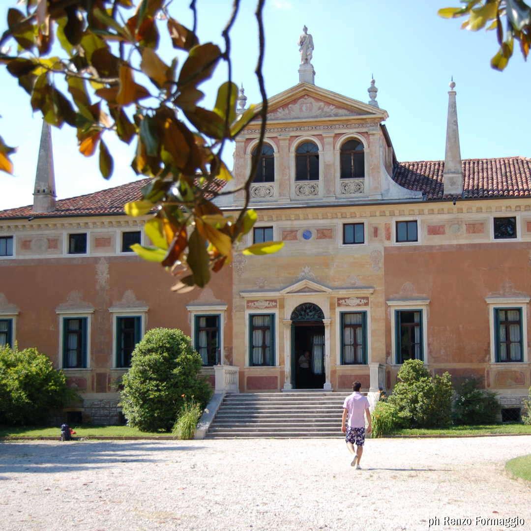 Villa Manin Cantarella Noventa Vicentina - foto di Renzo Formaggio
