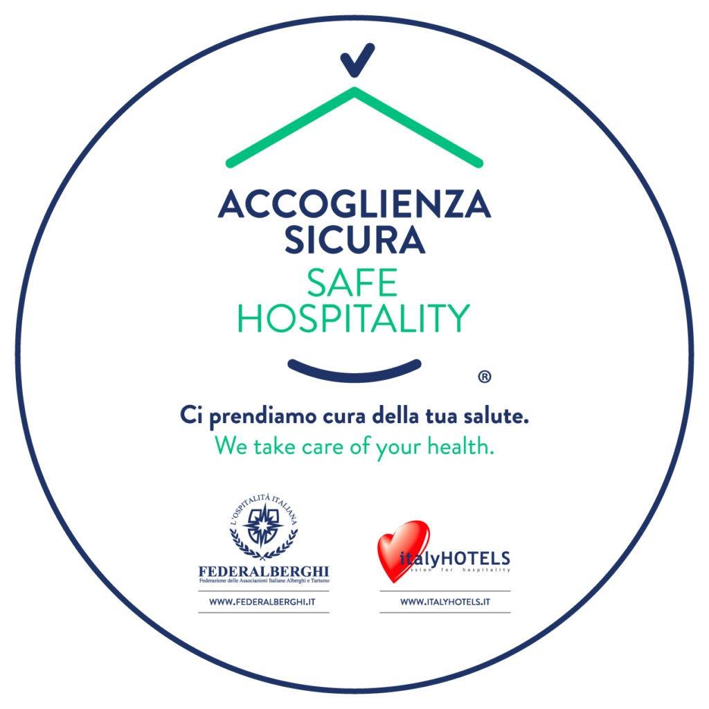 Accoglienza sicura Hotel Da Romagnolo